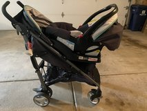 Graco travel system in St. Charles, Illinois