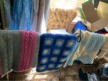 Hand Knit Blankets for Sale in West Orange, New Jersey