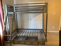 Stainless Steel Bunk Bed ,  Dresser & Night Stand in Kingwood, Texas