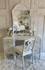 Vanity and chair in Kingwood, Texas