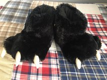 """Youth Bear Paw Slippers *Like New"""" in Travis AFB, California"""