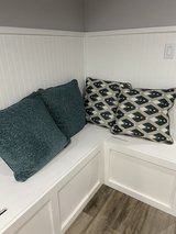 Set of four pillows in Aurora, Illinois