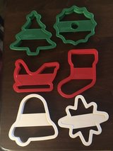 Wilton Holiday Cookie Cutters in Oswego, Illinois