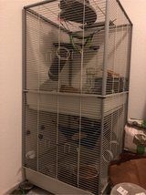 2 tiered cage in Ramstein, Germany