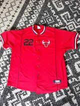 Chicago Bulls Throwback Jersey in Las Cruces, New Mexico
