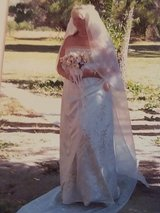 Wedding Gown in Yucca Valley, California