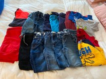 4-5t boy clothes in Travis AFB, California