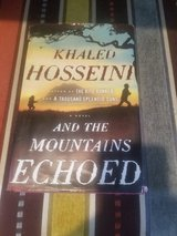 And The Mountains Echoed - Khaled Hosseini Hardcover in Okinawa, Japan