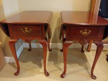 Living room side tables in Beaufort, South Carolina