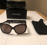 Chanel Gabrielle Sunglasses with case in Clarksville, Tennessee