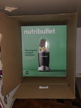 Nutribullet never taken out of the box in Fort Campbell, Kentucky