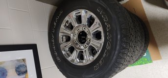 OEM Super Duty Wheels and Tires in 29 Palms, California