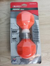 Berkley Classic Marker Buoy-Bright Orange 75ft Line 6oz Anchor Weight in Beaufort, South Carolina