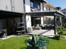 Beautiful 4BR TLA house with AC, 5min from RAB & LRMC, pet friendly [ref=IL34] in Ramstein, Germany