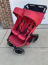 Phil & Teds Double Stroller in Yorkville, Illinois