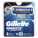 Gillette Mach 3 Turbo in Miramar, California