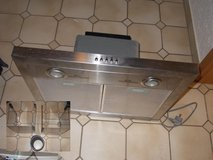 Kitchen vent hood in Ansbach, Germany