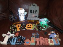 Halloween house stuff in Spring, Texas