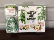NEW Grow an Avocado Plant Kit – Kids Grow Your Own Avocado Plant, Book Included in Chicago, Illinois