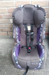 Car seat in Spring, Texas