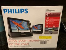 Philips Travel DVD player for vehicle in Kingwood, Texas