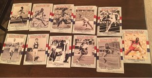 Olympic Hall of Fame Cards #4 in Wheaton, Illinois
