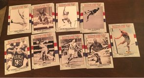 Olympic Hall of Fame Cards #3 in Wheaton, Illinois