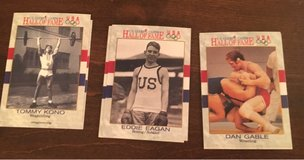 Olympic Hall of Fame Cards #2 in Batavia, Illinois
