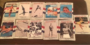 Olympic Hall of Fame Cards in Wheaton, Illinois