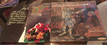 3 Christmas LPs in Batavia, Illinois