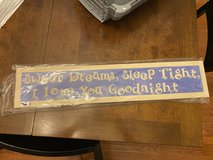 New! Bedroom Sign in Yorkville, Illinois