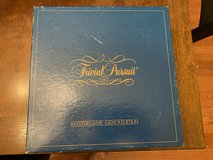 Trivial Pursuit Game in Aurora, Illinois