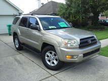 2004 model.. 4x4 TOYOTA in The Woodlands, Texas