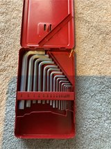 Snap-on L wrench complete Set in Ramstein, Germany