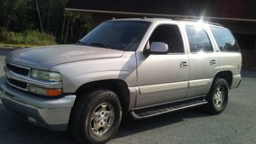 2005 Chevy Tahoe....3rd row!!! in Fort Campbell, Kentucky
