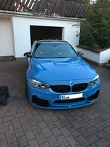 2015 BMW M3, low miles! in Ramstein, Germany