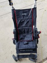 Jeep Wrangler Stroller in Yorkville, Illinois