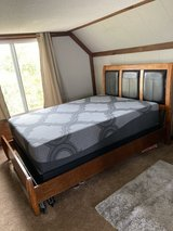 Queen Bed Frame in Camp Lejeune, North Carolina
