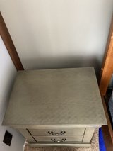 Like New Grey Night Stand in Camp Lejeune, North Carolina