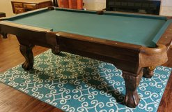 Pool Table with accessories in Camp Lejeune, North Carolina