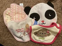 Baby\Doll Bibs & Burp rags in Aurora, Illinois