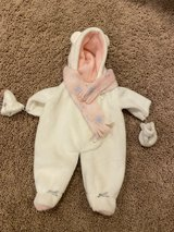 Reduced: American Girl Bitty Baby Snowsuit in Aurora, Illinois