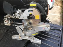 Slide compound miter saw in Okinawa, Japan