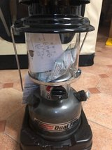 Coleman Dual Fuel Lantern with Case in Ansbach, Germany