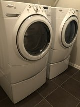 Whirlpool Duet Washer and Dryer in Kingwood, Texas