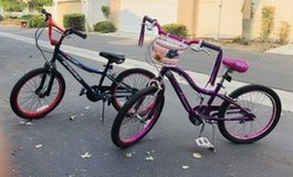 2 bikes. 40.00 each in Camp Pendleton, California