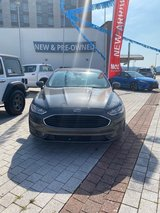 US SPEC- 2020 Ford Fusion S in Baumholder, GE
