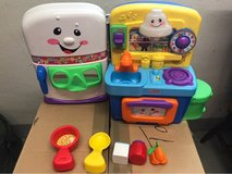 Fisher Price Laugh and Learn Kitchen in Stuttgart, GE