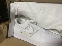 BRAND NEW IN THE BOX AIR FORCE 1 '07 LV8 in Okinawa, Japan