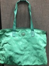 Coach Bag, Teal in Yorkville, Illinois